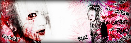 Ruki sign by newenthe