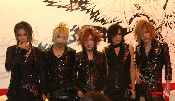 The GazettE-Press conference3 by newenthe