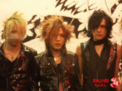 The GazettE-Press conference4 by newenthe