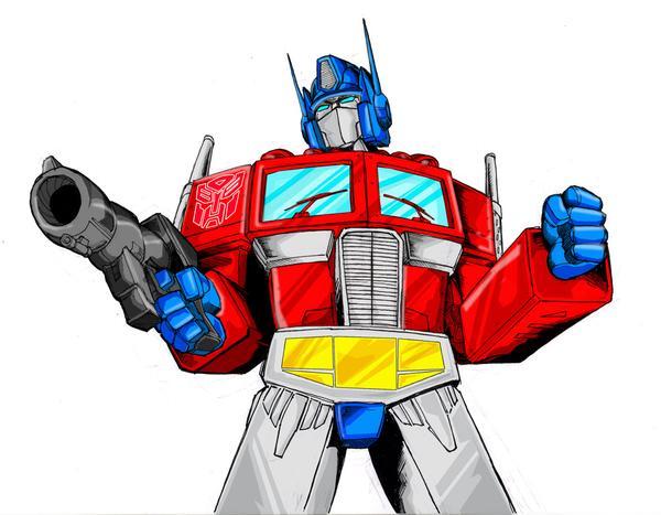 Optimus Prime Line Art COLOR By Optimus8404 ...