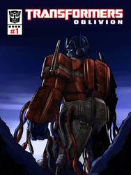 TFO Issue 1 COVER by Optimus8404