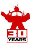 TRANSFORMERS 30 YEARS Optimus Prime