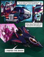 Transformers Oblivion: Nemesis Prime 12 by Optimus8404