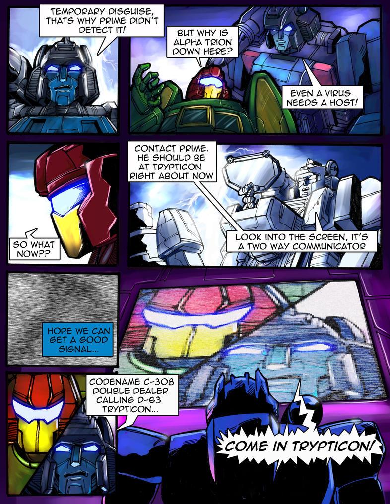Transformers Oblivion: Nemesis Prime 19 by Optimus8404