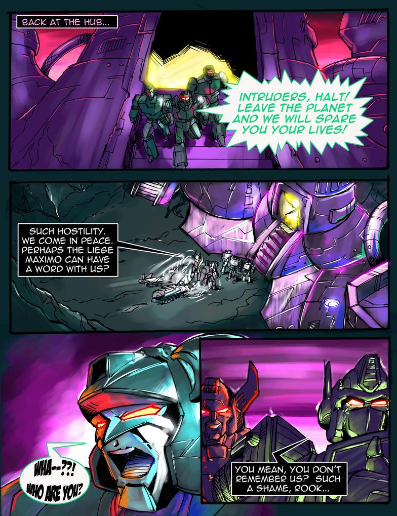 Transformers Oblivion: Nemesis Prime 21 by Optimus8404