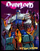 Transformers Oblivion: Nemesis Prime 24 by Optimus8404