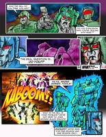 Transformers: Oblivion #3 page 3 by Optimus8404