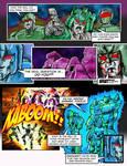 Transformers: Oblivion #3 page 3