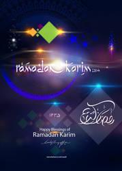 Happy Blessings of Ramadan Karim 2014