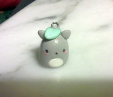 Totoro Charm by Cooliotha