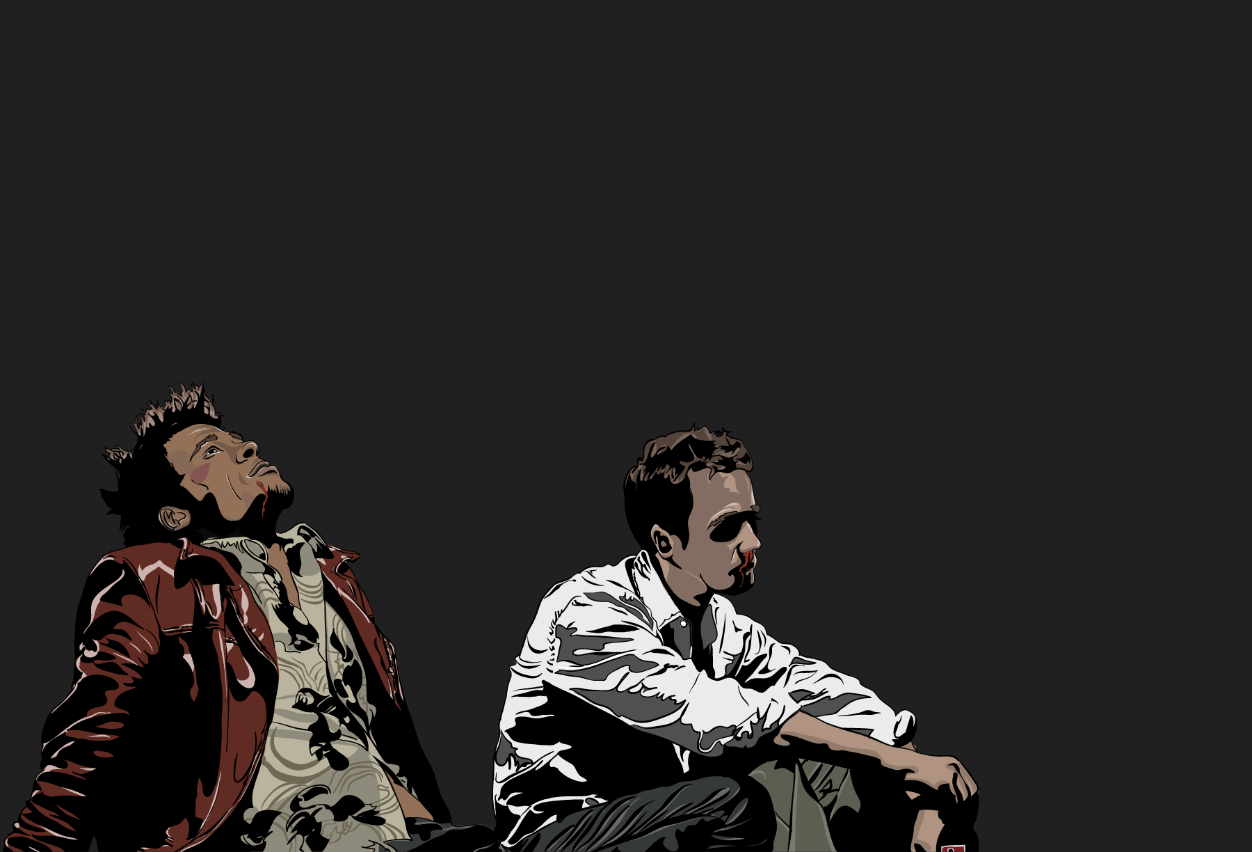 Fight Club Desktop Wallpaper by JASEighty6