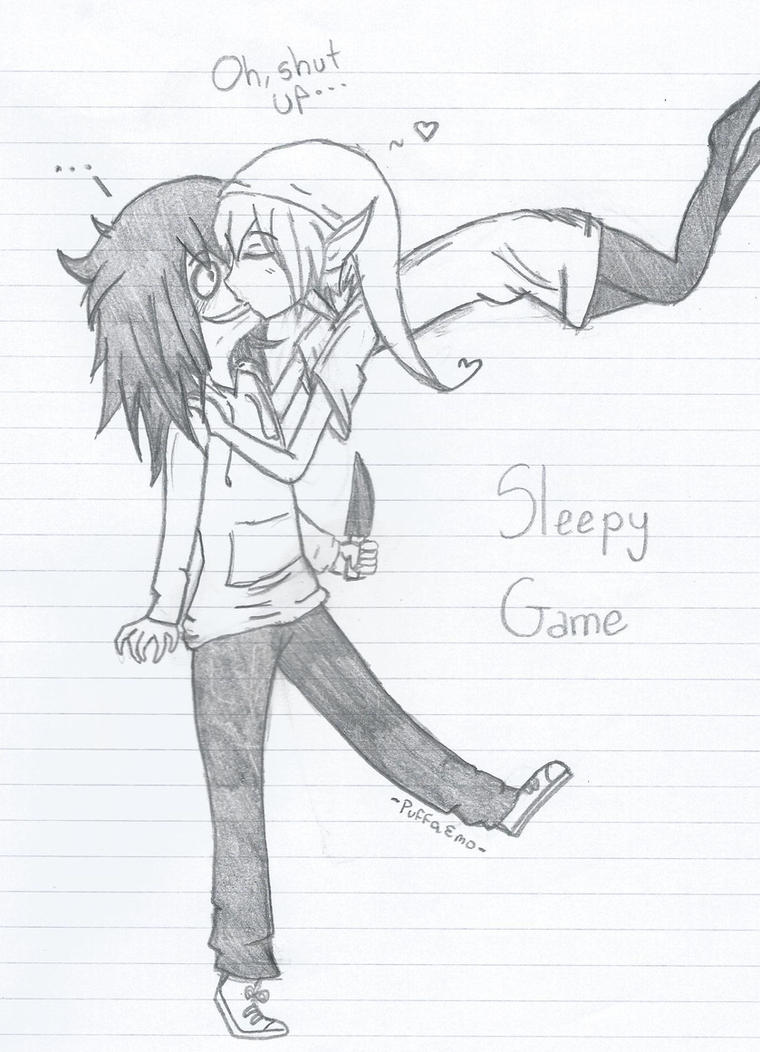 Jeff the killer x sally fanfiction the styles of jeff the killer