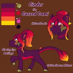 Cinder the Cursed Dami