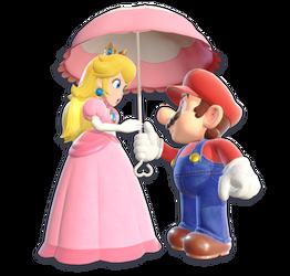 Luigi's Mansion 3 Mario and Peach