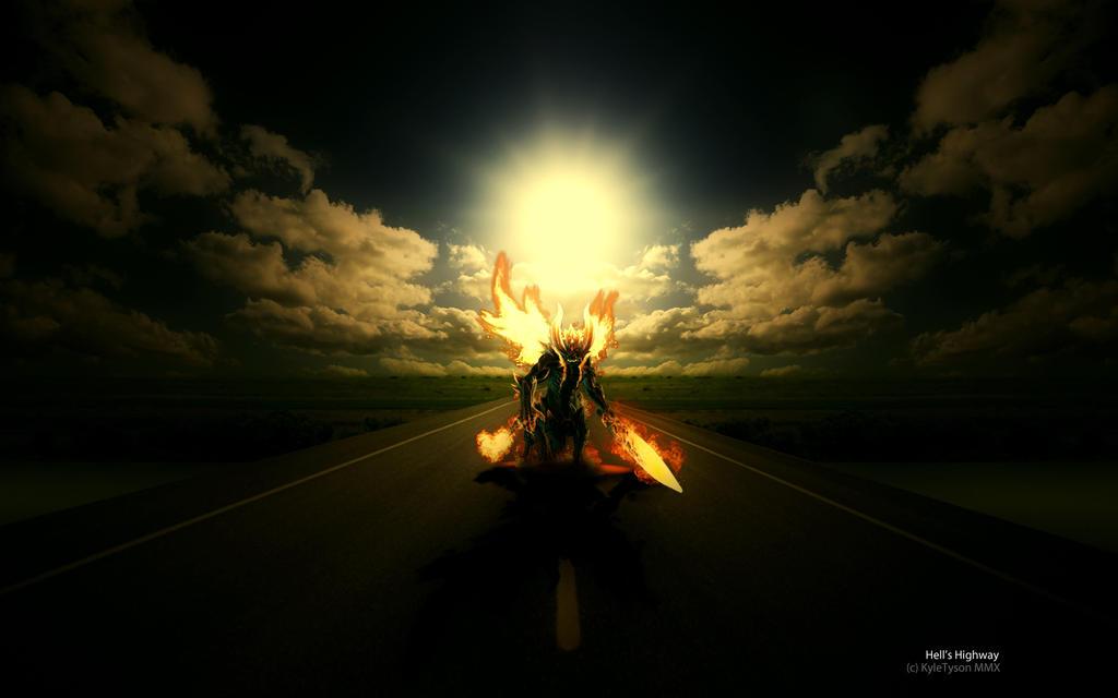 Hell's Highway by Requiem-K on DeviantArt