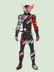 Kamen Rider Limit Evol ProtoRabbit by Shadowmwape