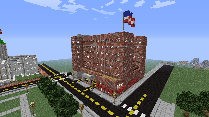 St louis city minecraft 2 by one73