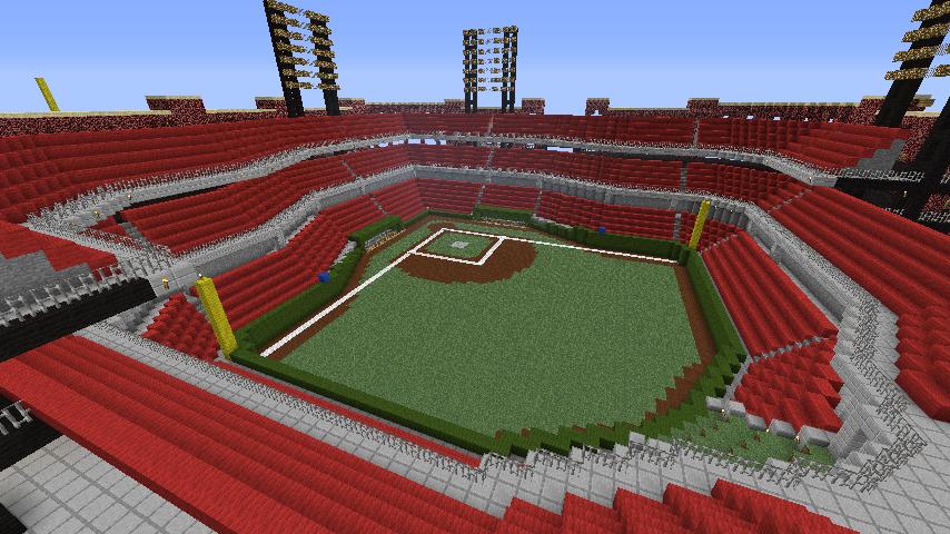 Cardinals Baseball Stadium Tour