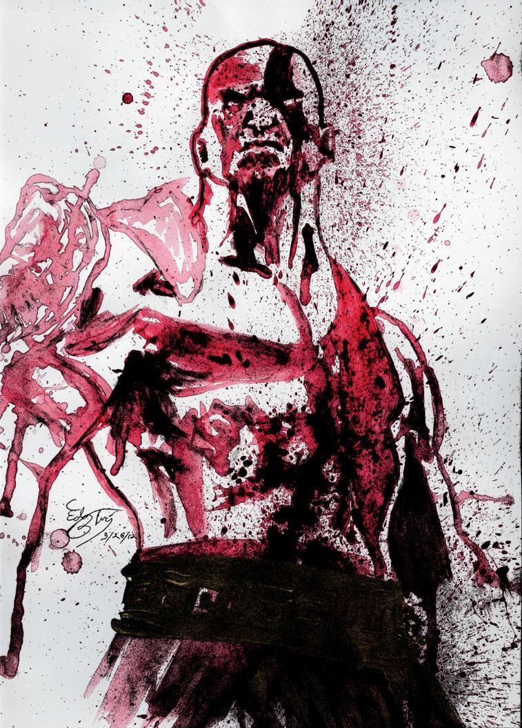 Blood Bath by Cheval-Dor
