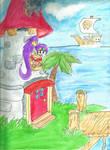 Shantae (Gameboy Opening)