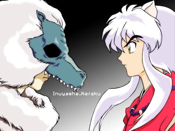 Inuyasha And Naraku By Akosilovin