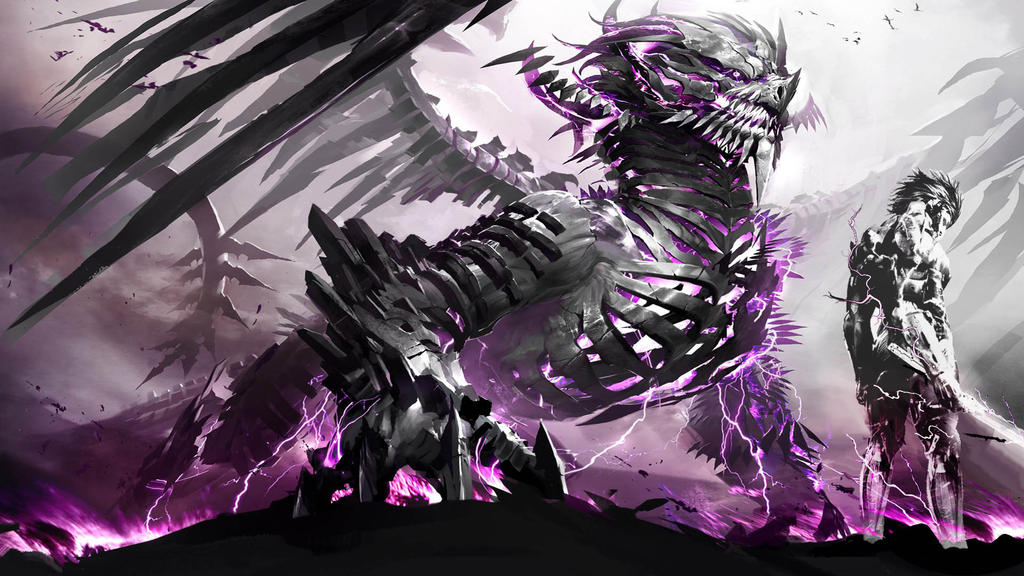 Metalsolidgearrising and dragon 2 by Devincreative1726