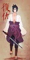 Sasuke by Elusha-Rush