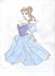 Colored - Belle as Aurora