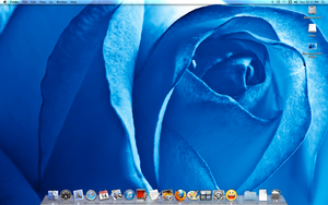 New Blue Desktop