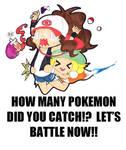 Pokemon Tackle -Pokemon Black-