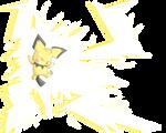 Pichu used Thundershock! by XyvernArtworks