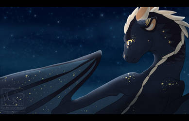 Guardian of the Night by XyvernArtworks