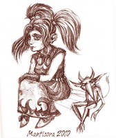 gnome 2 by Manticora-Miorro