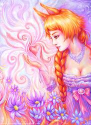 magic of love by Manticora-Miorro