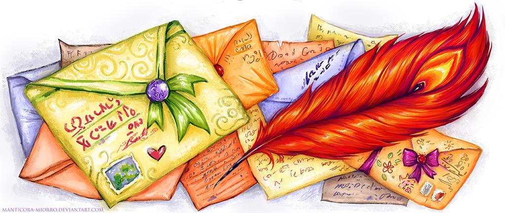 writings by Manticora-Miorro