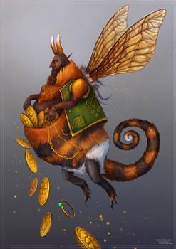 Fairyary 5 - Purse