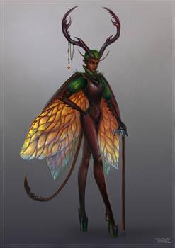 Fairyary 6 - Heels