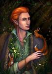 Prince Ye'Seneele by Manticora-Miorro