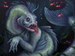 Merman by Manticora-Miorro