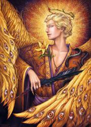 Fallen Angel by Manticora-Miorro