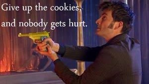 :3 Just give him the cookies