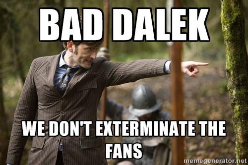 Bad Dalek! by DoctorWhoFan220