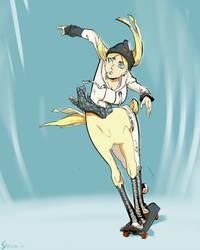 Centaur Skater