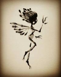 Gentle fairy? by Dendroabates