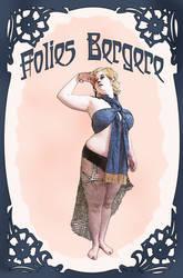 Folies Bergere by vkacademy