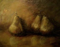 pears by jonescrusher