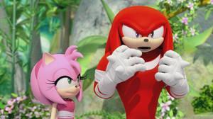 [Sonic Boom TV Series] Unlucky Knuckles