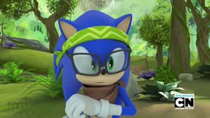 [Sonic Boom TV Series] Sonic | Screencap