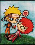 NaruGaa Chibi Love