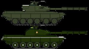 Kampfpanzer 14